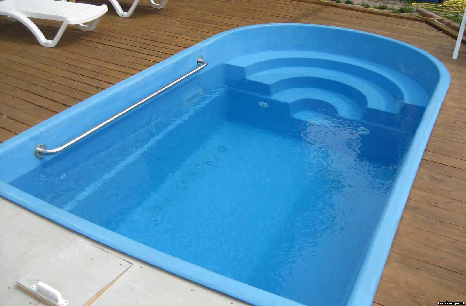 Бассейн своими руками - бассейнов FRANMER 39