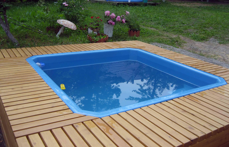 Как сделать бассейн своими руками 80